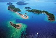 Fethiye/ olü deniz / the super beach