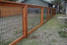 Fences / Fences make good neighbors.
