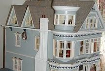 Miniatures for Dolls House / How to make contents for a dolls house