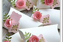Paper-craft tutorials and projects / Paper-craft  tutorials, great DIYs & paper flowers made from crepe paper, newspaper, coffee filters, doilies and more.