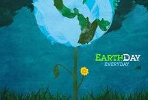 The Envir☮nment - Hug a Tree / We are living on this planet as if we have another one to go. - Terri Swearingen ☮