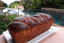 Ici ça boulange ! / Idées de recette tout en pain, brioche et pâte fermentées !