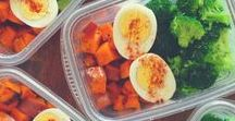 Meal Prep / Meal prep and healthy dinner ideas. Weekend food prep. Make Ahead Meals. Meal prep for the week. Clean eating, recipes, meal prep ideas. Freezer meals, lunch ideas, crock pot recipes, slow cooker ideas.