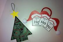 Science at Christmas / STEM activities for and about Christmas