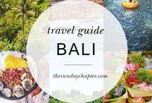B. A. L. I - Indonesia