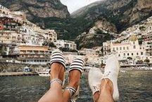 travel. / Adventure vacation travel summer