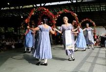 Brasstown Morris Dance Teams / Visit us at www.Folkschool.org to sign up for a class