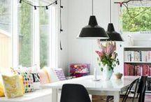 Delicious Interiors / I am into interior design BIGTIME! So this is a board full of the images that grab me by the eyeballs BIGTIME!!