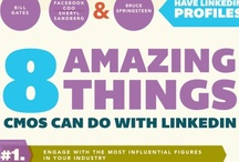 infographics! / A round up of the best infographics and tips for how to create them.