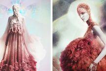 Alexander McQueen  / Pre SpringSummer 2013