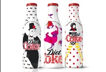 Diet coke & MaRC Jacobs / So excited to unveil Marc's bottle designs in celebration of Diet Coke's 30th Europe Anniversary!