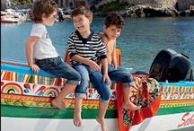 Dolce&Gabbana SS13 Children Collection / Dolce&Gabbana SS13 Children Collection