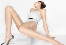 Wolford / The Spring/Summer 2013 Legwear collection features a wide range of striking patterns, summery ajour and luxurious legging reinterpretations. Have a look...