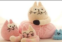 Crochet / Crochet and more to make gifts