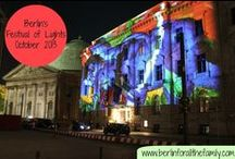 Berlin Family Events / Events that I've been to in Berlin especially for families