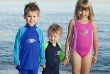 Kids - Sunskins Swimwear