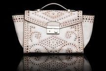 Bags / Luxury Hand Bags with Nailhead Studs.