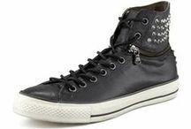Men's Shoes / Men's Shoes with Nailhead Studs.