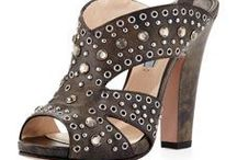 Women's Shoes / Women's Shoes with Nailhead Studs.