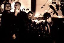 u2 / Best rock band of all time. / by Alyssa Keene