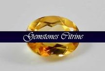 Gemstones Citrine / View all of our faceted citrine available for wholesale purchase. Calibrated and available in oval and round cuts.