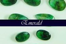 Emerald / View all of our faceted emerald available for wholesale purchase.