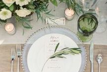 Tablescapes / Some of my favorite event and wedding tablescapes for my clients to be inspired by