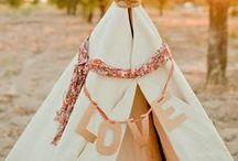 K + P / Inspiration for K + P's September wedding.