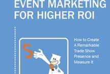 Event Marketing / Ideas for your next big event marketing campaign.