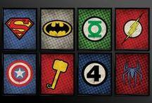 Super Héroes / HiperFrikiMega Colección de Super Héroes