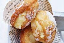 Dolci Italiani / Gli alimenti dolci di Italia sono indescrivibili. Divine nel gusto e nella presentazione impeccabile.