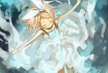 Vocaloid / This takes up much of my life. / by Ava Martin
