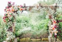Swoon-worthy Wedding Florals / Stunning wedding florals for my clients to be inspired by