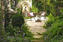 κηπος- garden