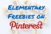 Elementary Freebies / Shared board for elementary teachers to pin free resources - you're welcome to invite other pinners. Please pin respectfully