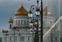 Россия / Russia  fashion architecture travel food