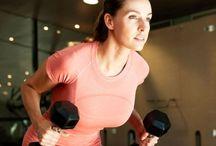 Exercício físico - Vida saudável / Exercício físico é bom para o corpo e para a mente