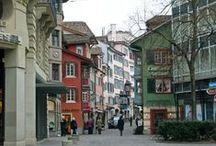 Швейцария / Швейцария мода архитектура/ Switzerland Fashion Architecture