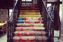 Runners Stairs & Hallways / sophiesbazaar.com