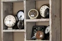 What time is it? / Devoted to keeping track of time in creative ways.