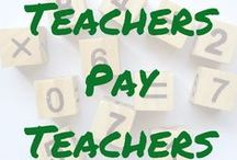 Teachers Pay Teachers / Good finds on TpT - please pin respectfully and *repin others*. If you would like to contribute you can email me at learninglarge@gmail.com