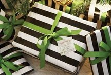 Wrap it up! / Creative gift wrapping ideas.