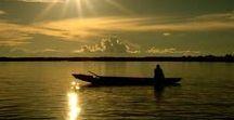 Iquitos (Peru) / Iquitos, es la capital del departamento más grande del Perú.