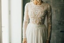Wedding Dresses / Inspiring wedding dresses for my clients