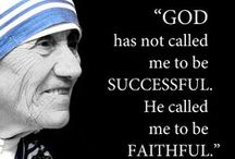 Mother Teresa / Mother Teresa, known in the Catholic Church as Saint Teresa of Calcutta, was an Albanian-Indian Roman Catholic nun and missionary. She was born in Skopje, then part of the Kosovo Vilayet of the Ottoman Empire