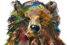 The Art of Evergreen, Colorado / The Art of the Evergreen Creative District in Colorado.