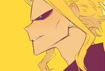 All Might - BNHA