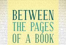 books / by Cynthia Rubio