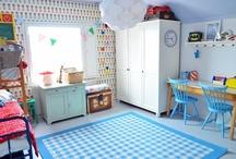 Inspiring Spaces: Kids room