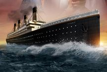 Titanic Era / I love the titanic era so many things to pin. I like to look at all the objects pulled up from the water after the titanic sunk.  / by Jean R